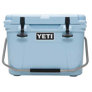 YETI  Roadie 20  Cooler  16 can capacity Blue