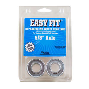 Marathon  Easy Fit  Butyl Rubber  Replacement Wheel Bearings