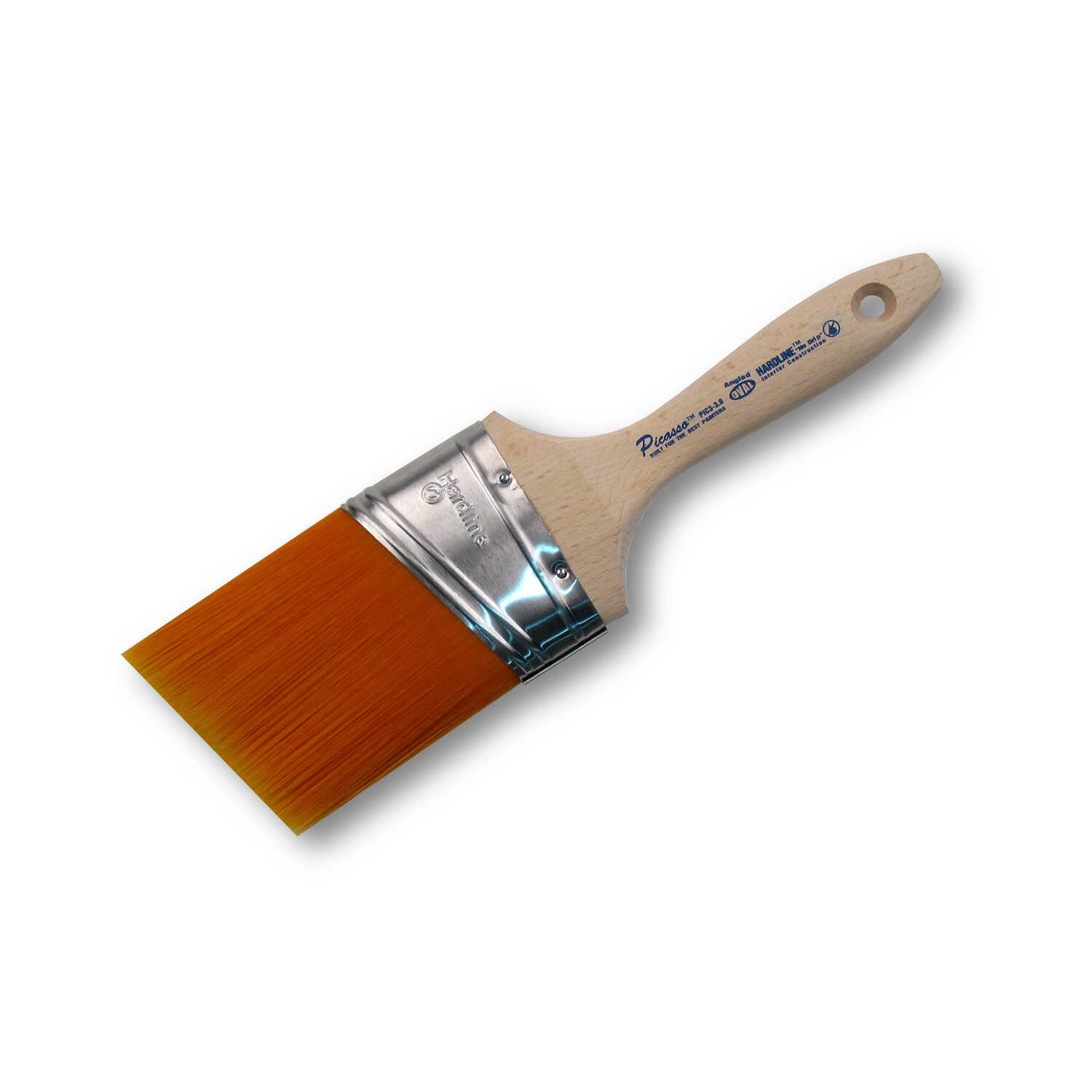 Proform  Picasso  3 in. W Soft  Angle  PBT  Paint Brush