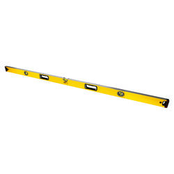 Stanley  FatMax  72 in. Aluminum  Box Beam  Level  3 vial