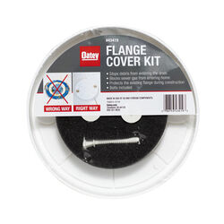 Oatey Flange Cover