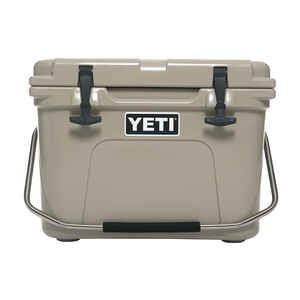 YETI  Roadie 20  Cooler  16 cans Tan