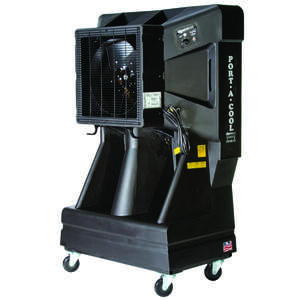 Port-A-Cool  VT  900 sq. ft. Portable Evaporative Cooler  3900 CFM