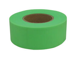 C.H. Hanson  150 ft. L x 1.2 in. W Polyvinyl  Flagging Tape  Lime