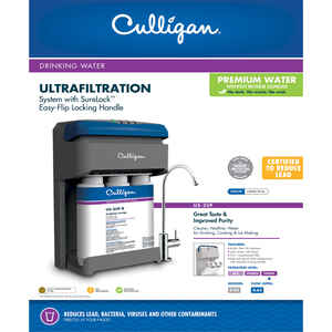 Culligan  Stage 3  Water Filtration System  For Under Sink 0.75 gal.