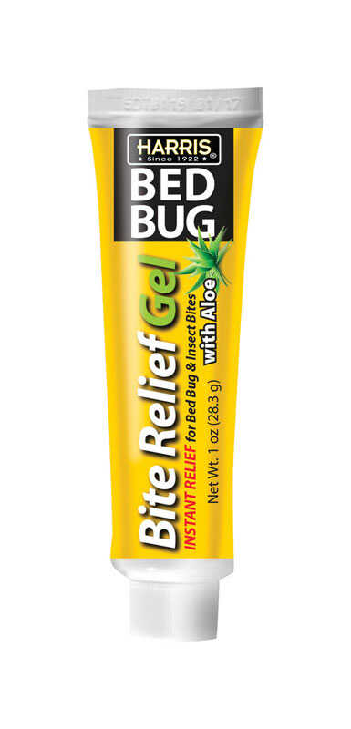 Harris  Bed Bug  Bite Relief  Gel  For Biting Insects 1 oz.