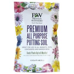 Proven Winners  Premium  15-7-18  Potting Soil  38 qt.
