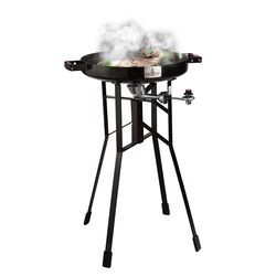 FireDisc  Liquid Propane  Grill  Jet Black  1 burners