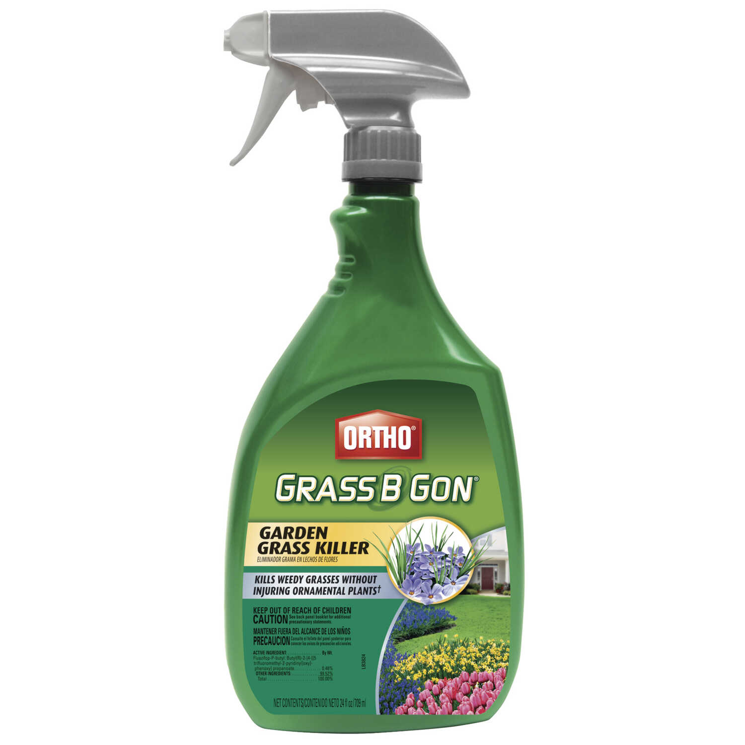 Ortho  GRASS-B-GON  RTU Liquid  Grass Killer  24 oz.