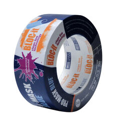 IPG Pro-Mask 2 in. W x 60 yd. L Blue High Strength Masking Tape 1 pk