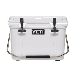 YETI  Roadie 20  Cooler  20 lb. capacity White