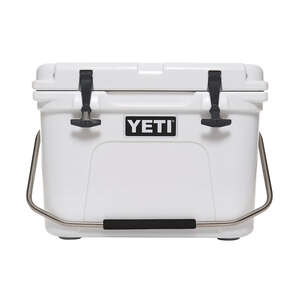 YETI  Roadie 20  Cooler  16 can White