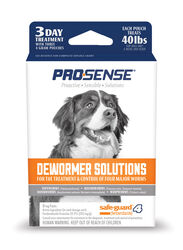 ProSense  Dog  De-Wormer  3 pk