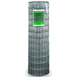 Deacero  5 in. H x 50 ft. L Steel  Field Fence