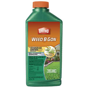 Ortho  Weed B Gon Plus  Concentrate  Crabgrass Control  40 oz.