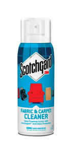 Scotchgard  No Scent Upholstery Cleaner  14 oz. Foam