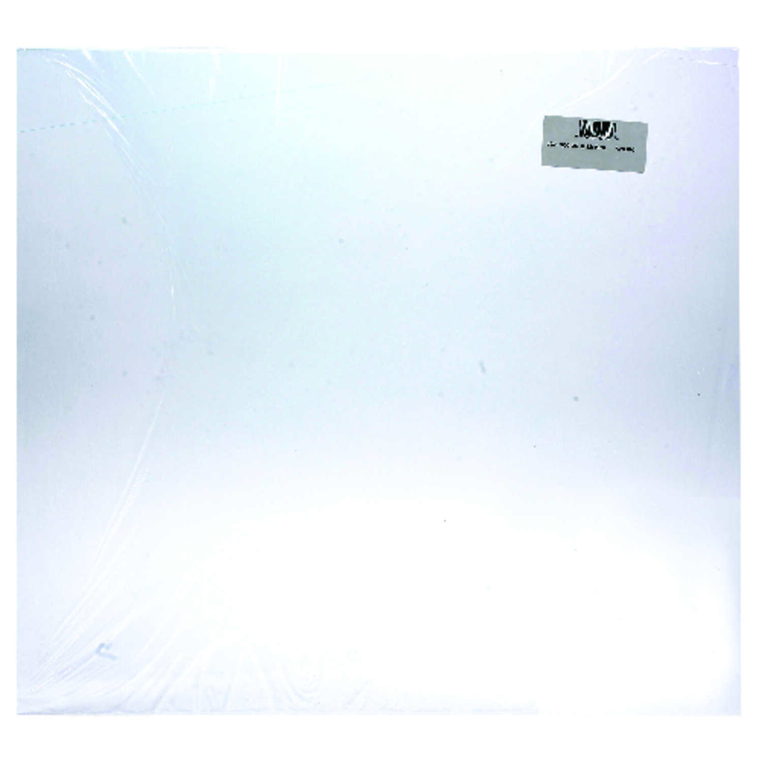 Plaskolite  Clear  Single  Acrylic Sheet  26 in. W x 28 in. L x .100 in.