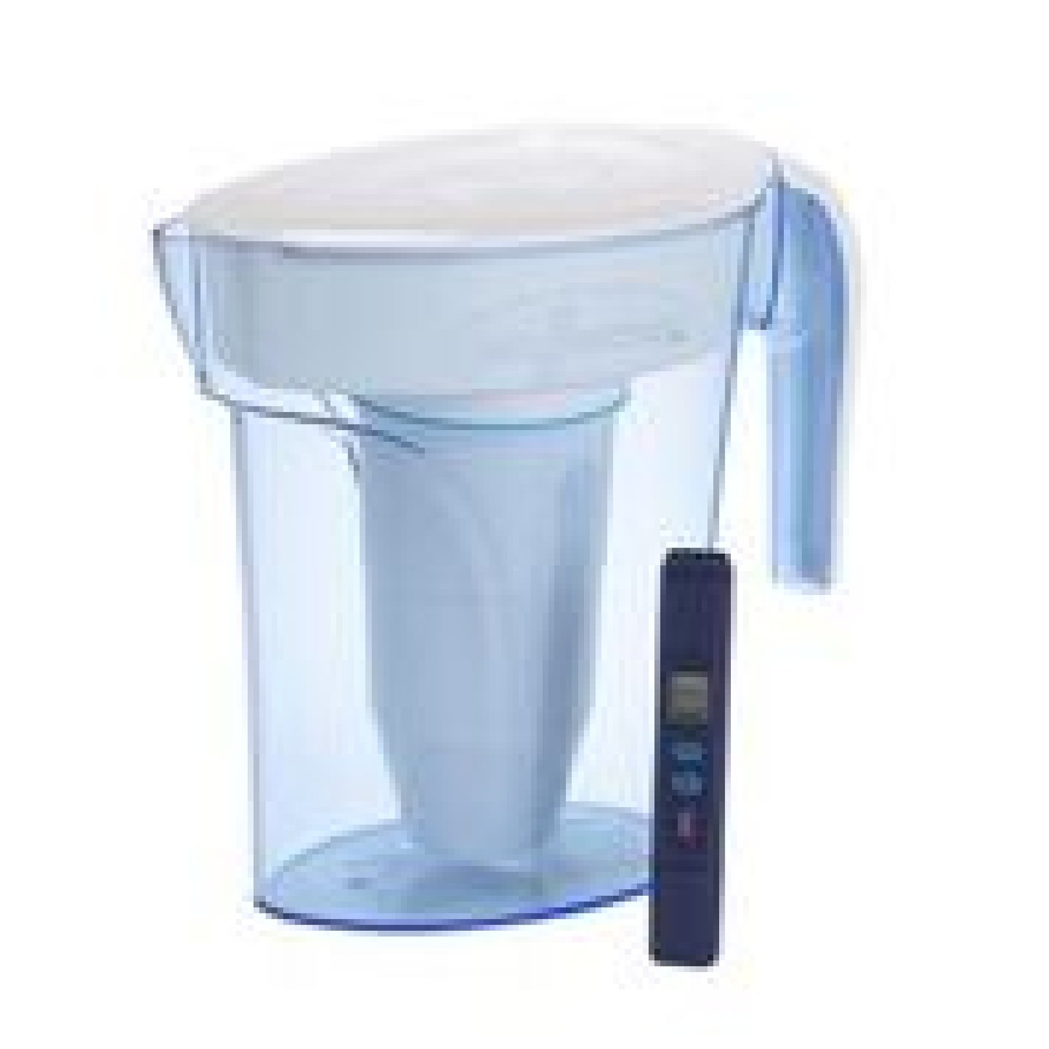 ZeroWater  Blue  Water Filtration Pitcher  6 cups Blue