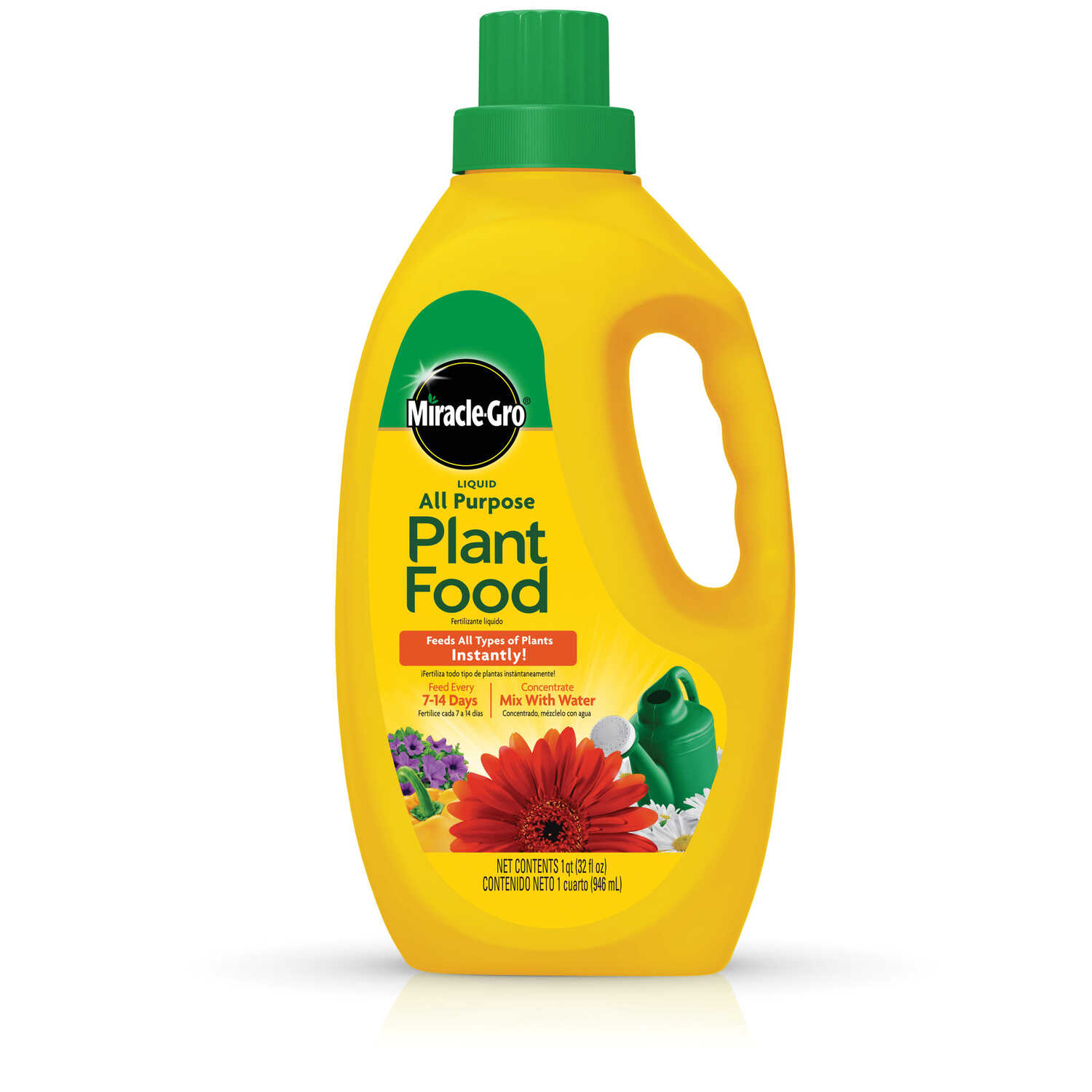 Miracle-Gro  All Purpose  Liquid  Plant Food  32 oz.