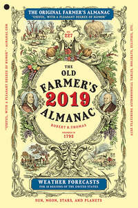 Old Farmers Almanac  Yankee Publishing Inc.  Weather Forecast Gardening Astronomy and more  Referenc