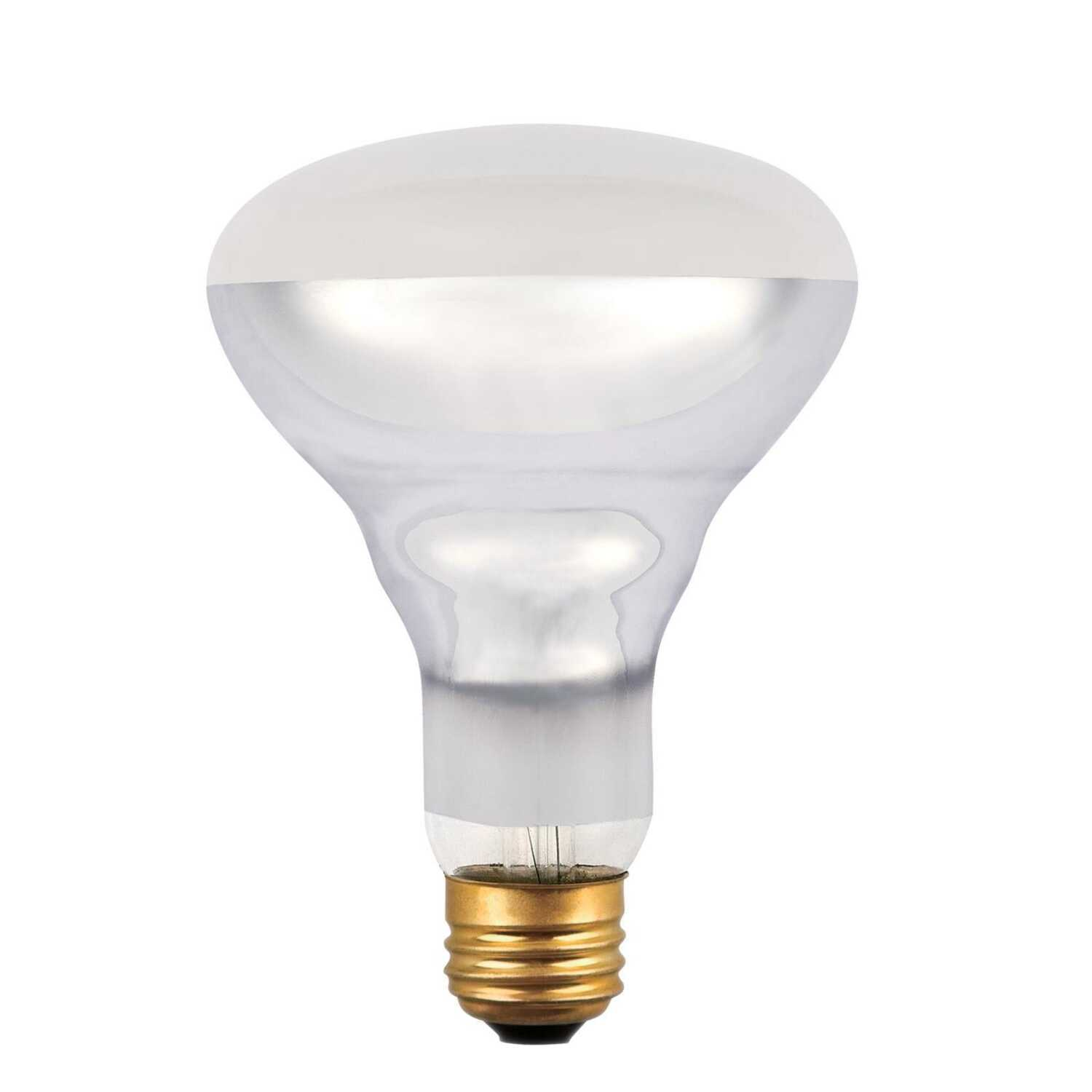 Westinghouse  65 watts BR30  Floodlight  Incandescent Bulb  E26 (Medium)  White  1 pk