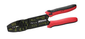 Gardner Bender  10-22 Ga. 9-1/4 in. L Crimper/Stripper