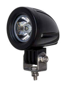 Peterson  12 volt Black  LED Mini Work Light  1 pk Fit Most Vehicles