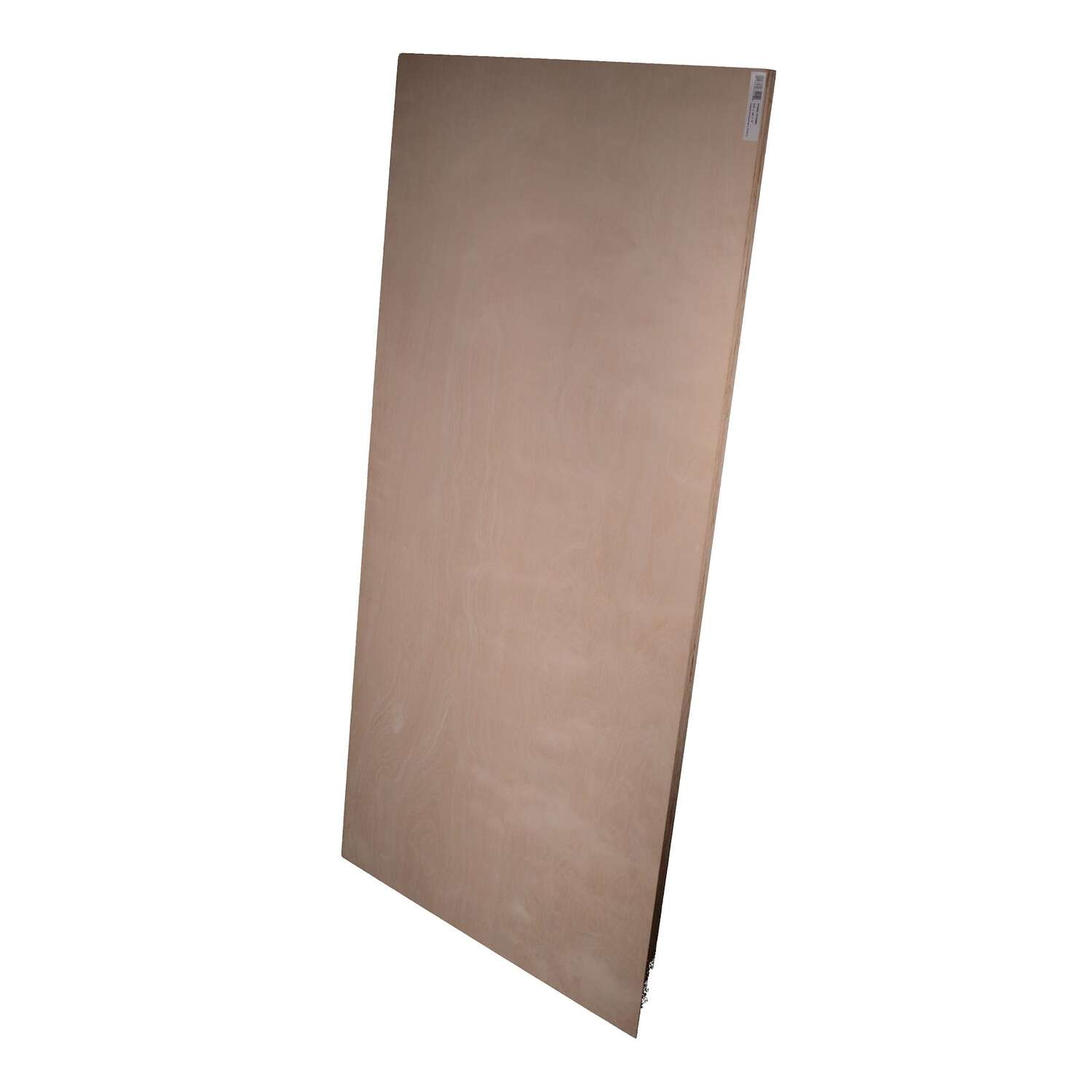 Alexandria Moulding  2 ft. W x 4 ft. L x 0.75 in.  Plywood