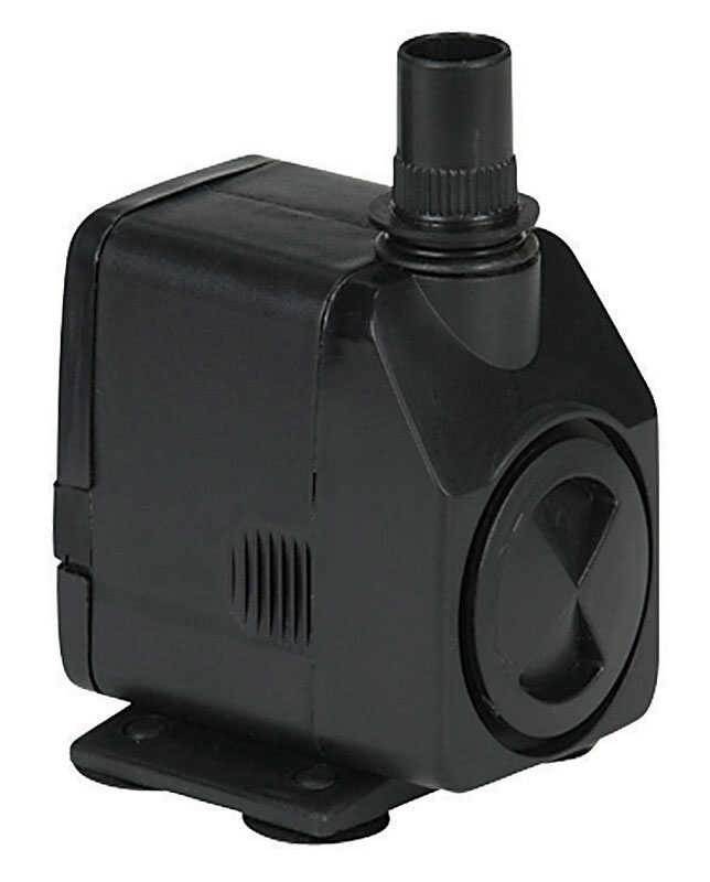 Little Giant  Magnetic Drive  Thermoplastic  Statuary Pump  1/2 hp