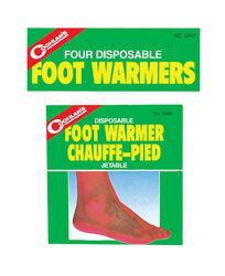 Coghlan's  Foot Warmer  4 pk