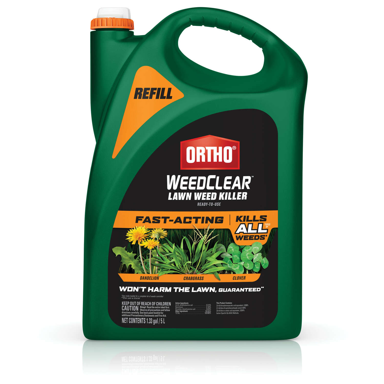 Ortho WeedClear Weed Killer RTU Liquid 1.33 gal.