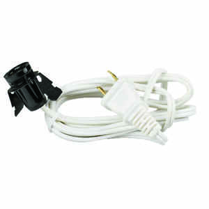 Westinghouse  18/2  6 ft. L Appliance Cord