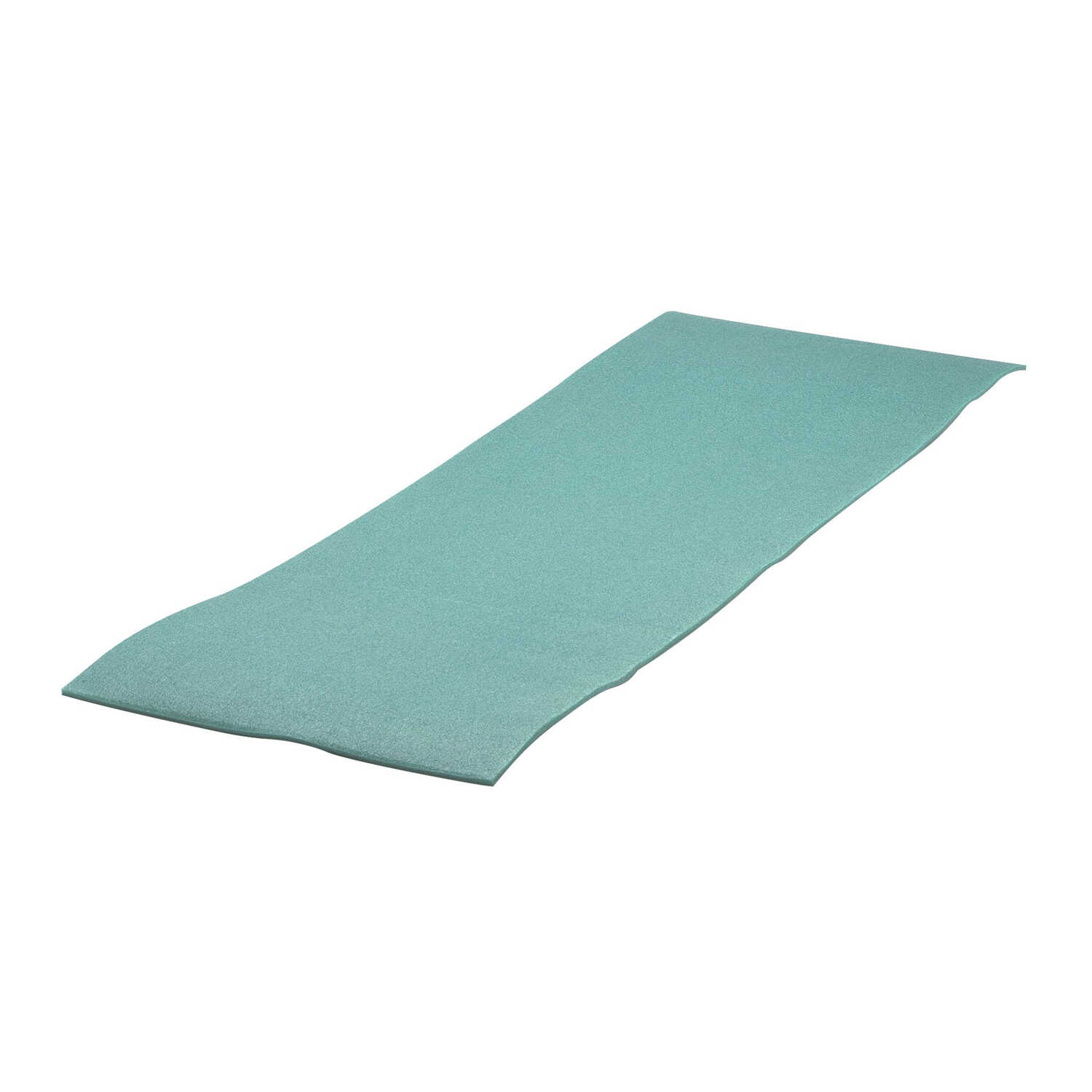 Coleman  Rest Easy  Green  Camp Pad  .375 in. H x 24 in. W x 72 in. L 1 pk