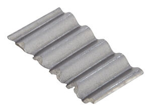 Hillman  1/2 in. L Joint  Galvanized  Steel  Joint Fastener  Corrugated  Joint