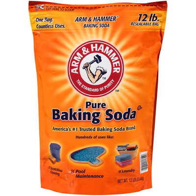 Arm & Hammer  Baking Soda  No Scent Cleaning Powder  12 lb.