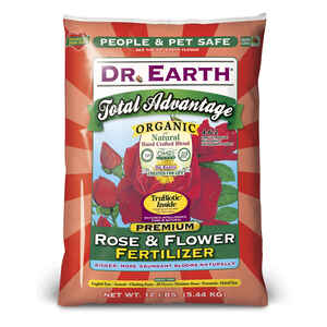 Dr. Earth  Total Advantage  Granules  Organic Flower Care  12 lb.