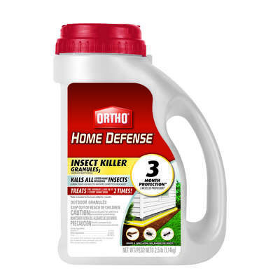 Ortho  Home Defense  Granules  Insect Killer  2.5 lb.