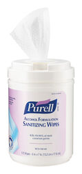 Purell  Fragrance Free Scent Antibacterial Alcohol Santitizing Wipes  175