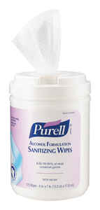 Purell  Alcohol Sanitizing Wipes  175