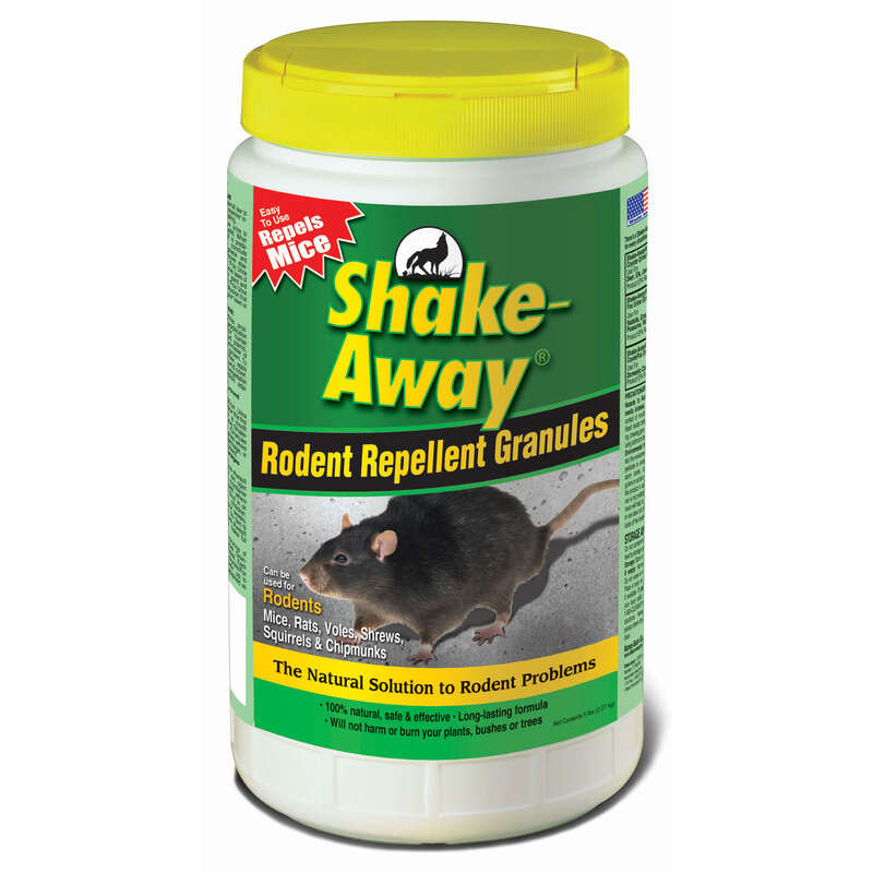 Shake-Away Animal Repellent Granules For Rodents 5 lb.