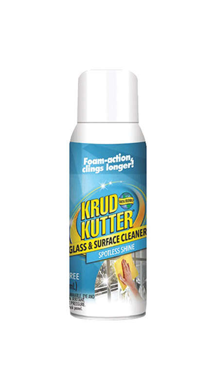 Krud Kutter  No Scent Glass and Surface Cleaner  14 oz. Foam