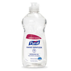 Purell  Aloe  Gel  Advanced Hand Sanitizer  12.6 oz.
