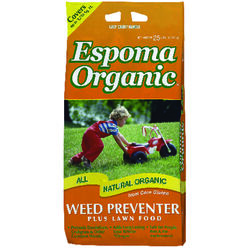 Espoma Organic Weed & Feed 9-0-0 Lawn Fertilizer 1250 sq. ft. For All Grasses
