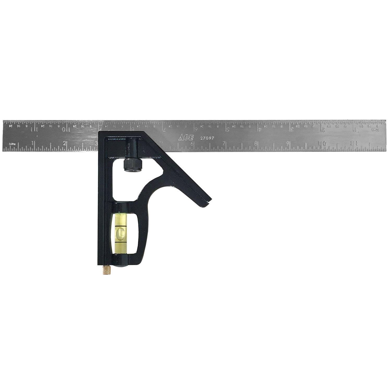 H x 5 in L Black  Accessory  Clip Strip  Metal W x 3 in lot of 10 Ace  5 in