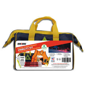 Orion  14 pc. Roadside Emergency Kit