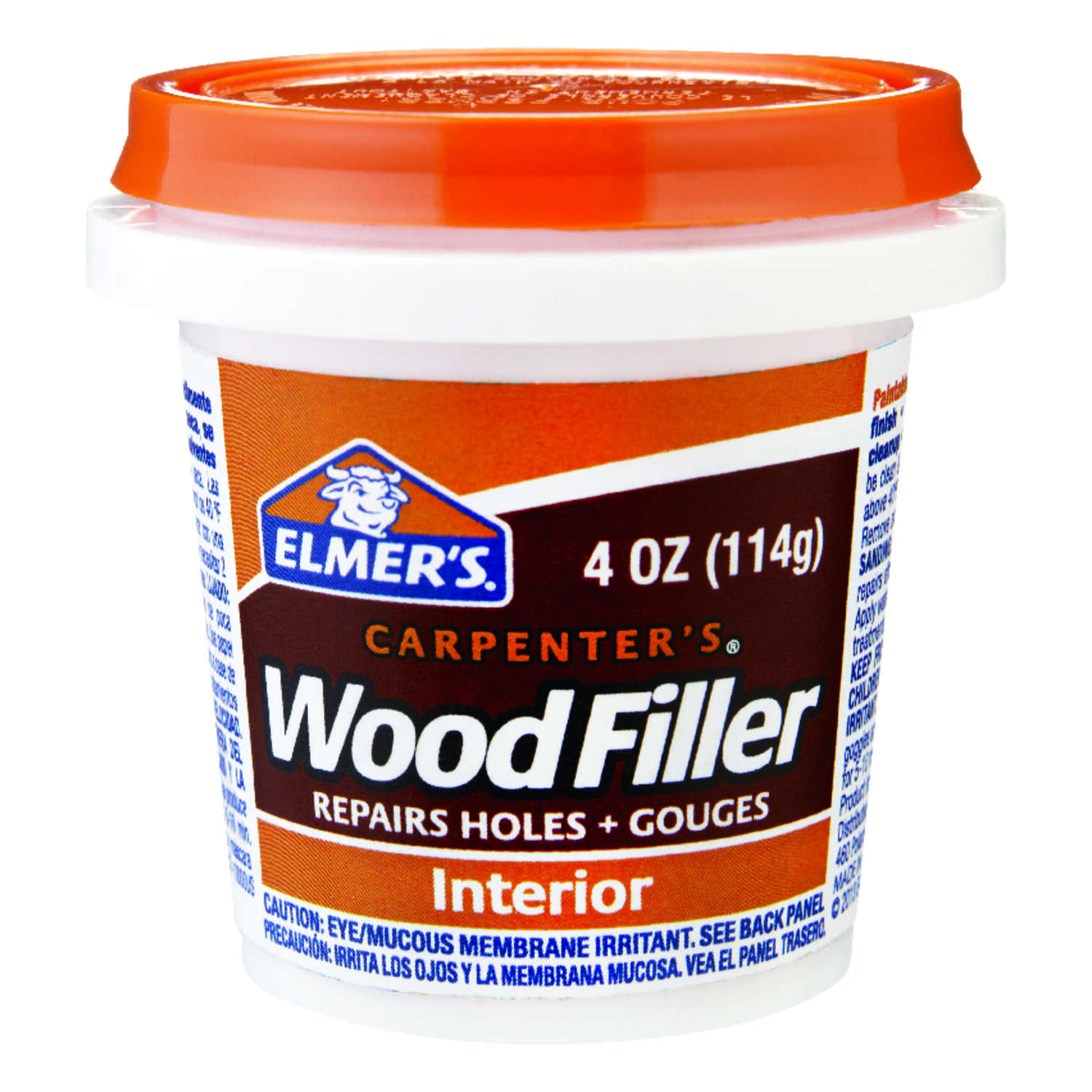 Elmer's  Carpenter's  Natural  Wood Filler  4 oz.