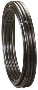 Centennial Plastics  1 in. Dia. x 300 ft. L Polyethylene  Pipe  100 psi