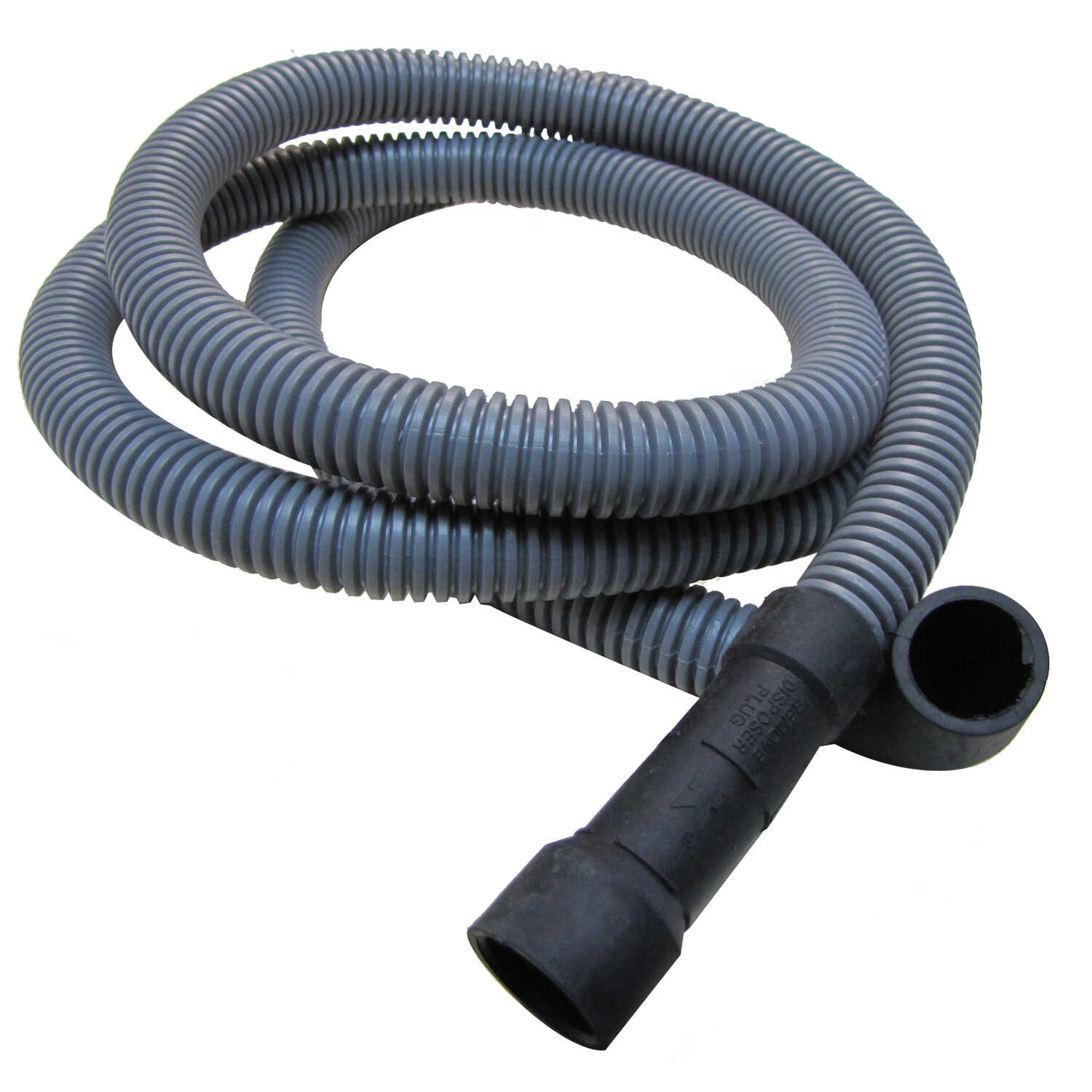 Plumb Pak  Plastic  Dishwasher Discharge Hose  5/8 in. Dia. x 6 ft. L