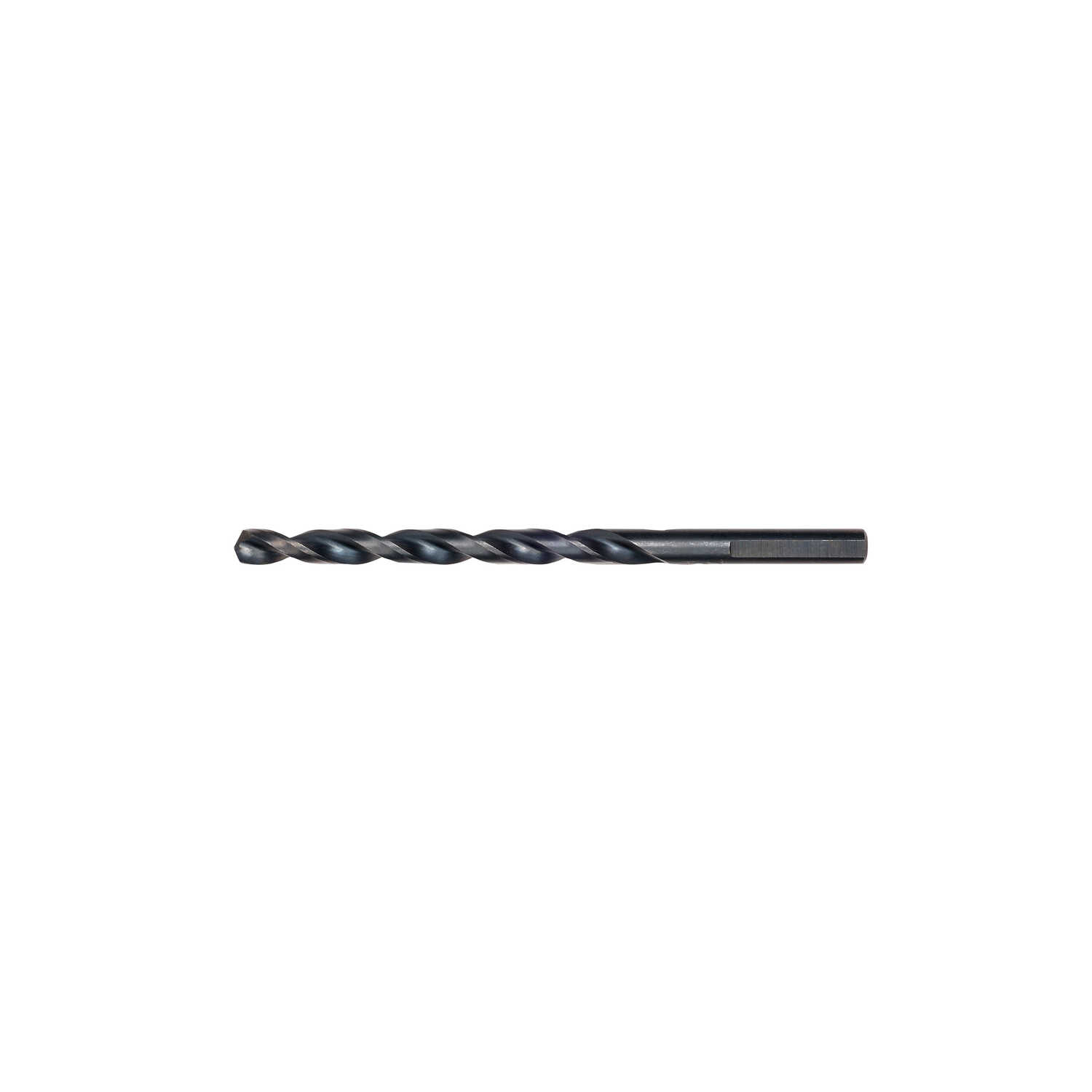 Milwaukee  THUNDERBOLT  7/32 in.  x 3-1/4 in. L Black Oxide  Drill Bit  1 pc.