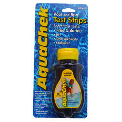 AquaChek  Pool Maintenance Kits  50 strip